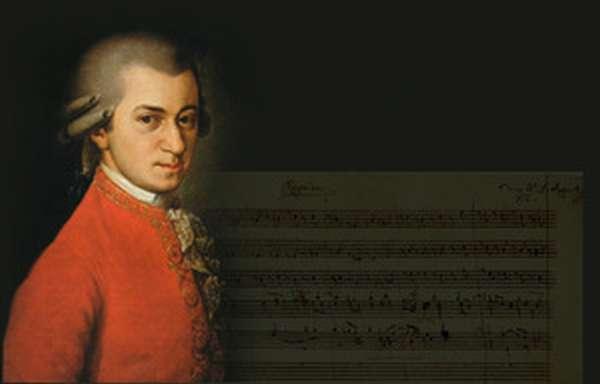 Моцарт известный композитор