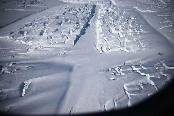 Антарктида с высоты | ФОТО НОВОСТИ