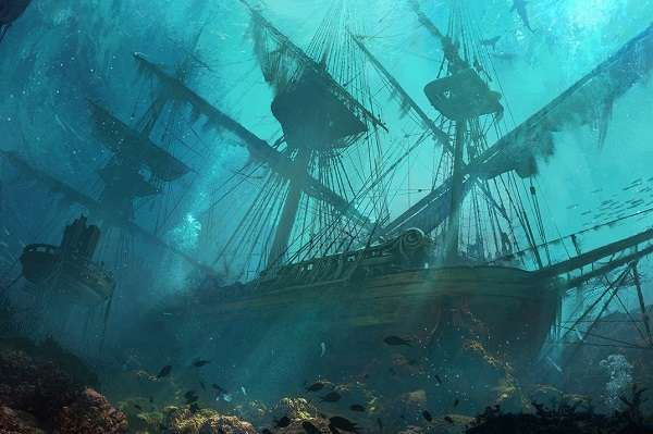 История кораблестроения