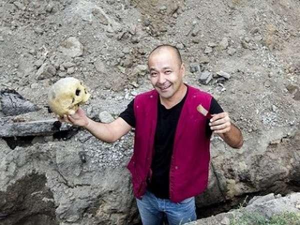 профессия - археолог