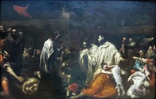 На тему произведений Пушкина Пир во время чумы
