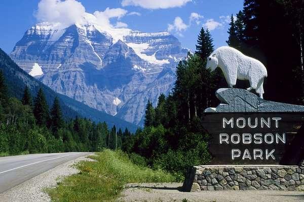 Mt. Robson Provincial Park, BC – George