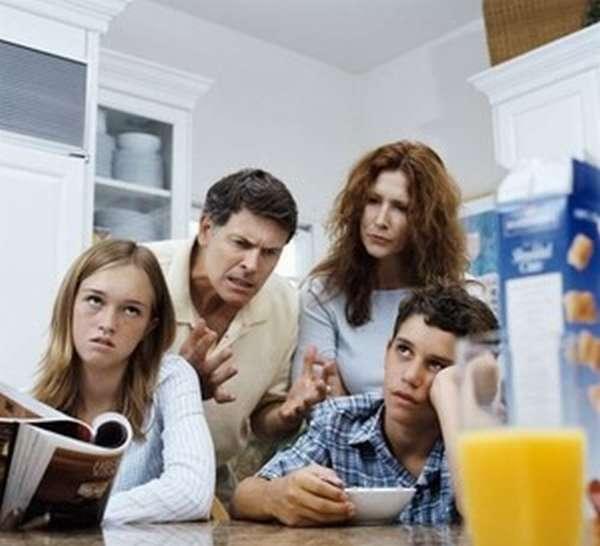 Влияние родителей на выбор профессии