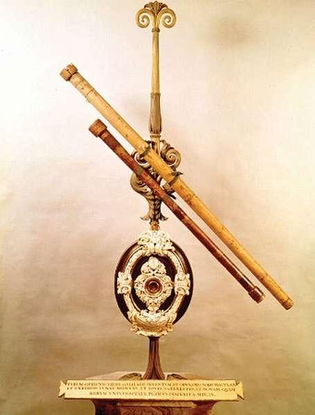 Галилео Галилей краткая биография и его открытия