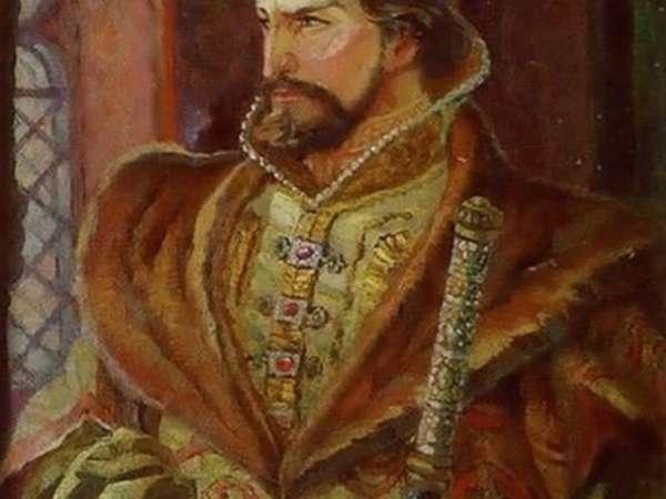 Иван Иванович сын Ивана Грозного