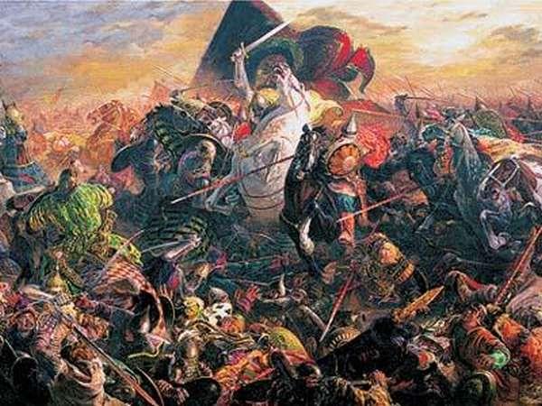 нашествие татар