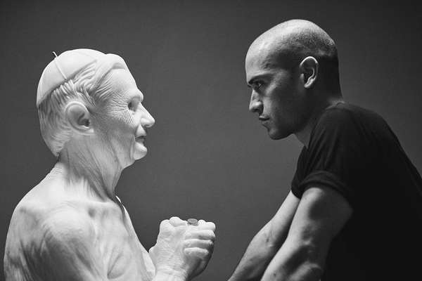 Очень редким представителям профессии скульптор удается быть свободными художниками и создавать произведения на свое усмотрение