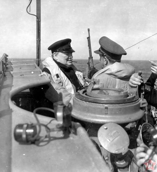 Уинстон Черчилль в Первой мировой войне