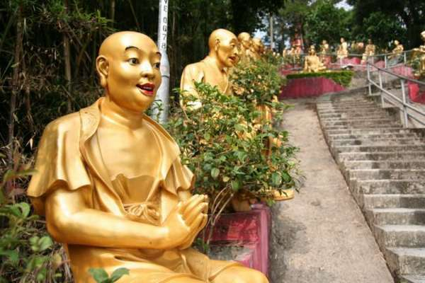 скульптуры будд
