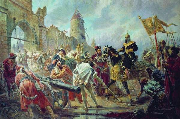 Ливонская война (кратко)