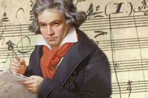 Бетховен - немецкий композитор, последний представитель венской классической школы