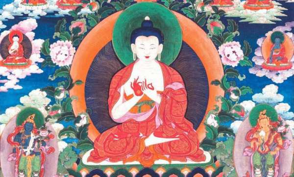 изображение божества