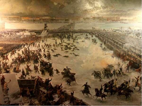Восстание декабристов 14 декабря 1825 года (кратко)