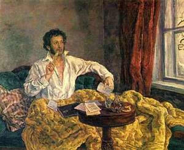 Пьеса Моцарт и Сальери история создания