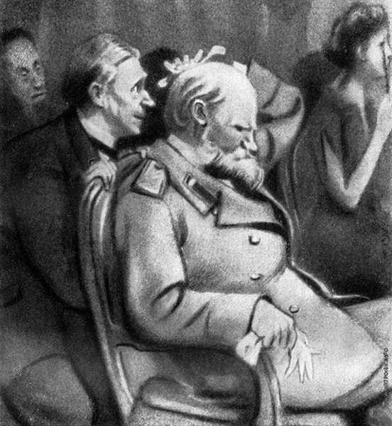«Смерть чиновника» краткое содержание и анализ рассказа А. П. Чехова