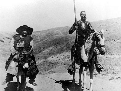 Роман Дон Кихот – краткое содержание по главам