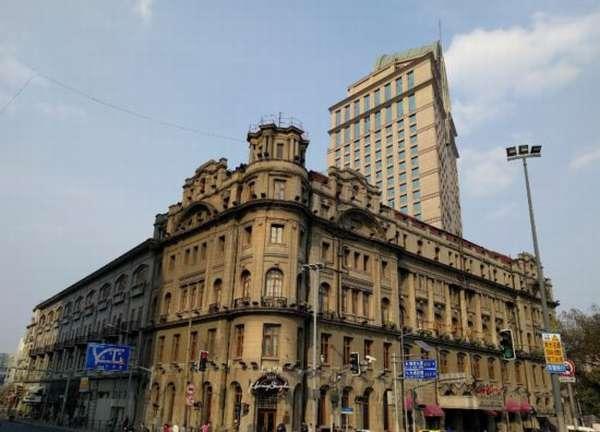 почтовый музей Шанхая