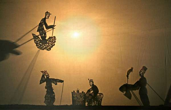 театральное искусство Китая