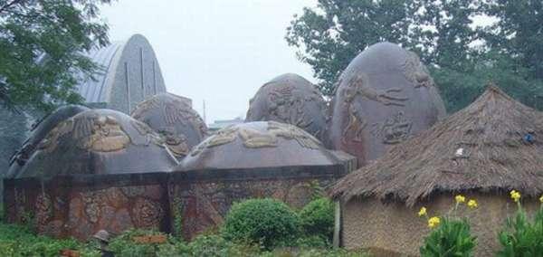 деревня в Сиане