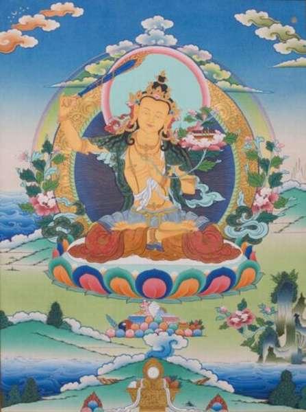 божество буддизма