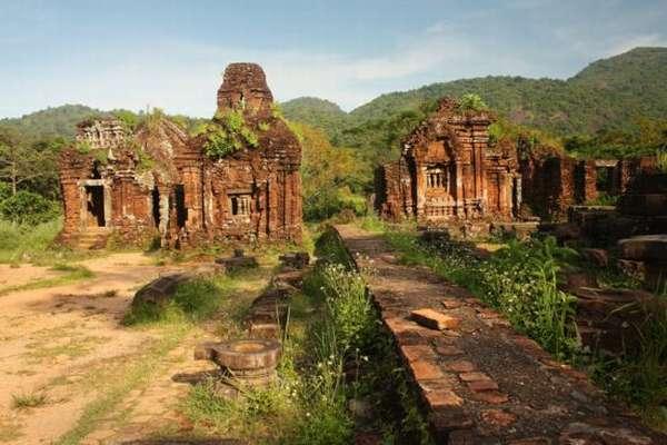древний храм