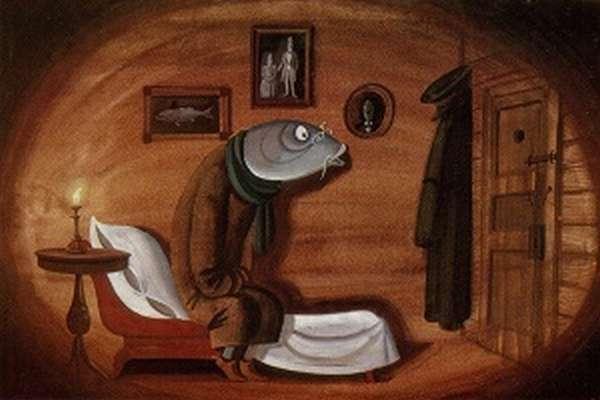 «Премудрый пескарь» анализ сказки Салтыкова-Щедрина