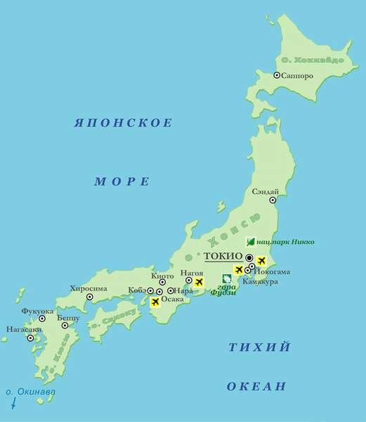 Япония – страна инноваций | Острова мира