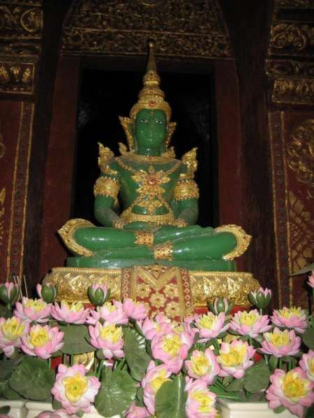 Бангкок Статуя