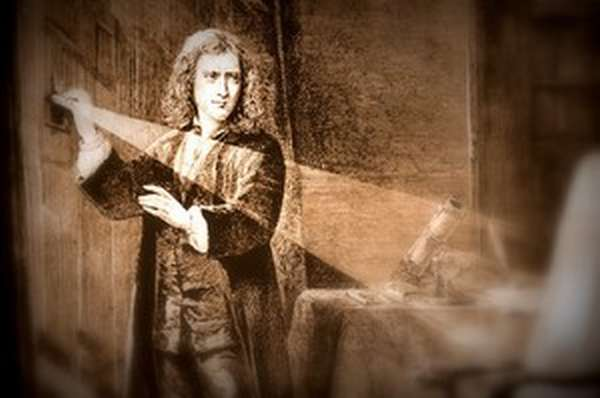 Исаак Ньютон, мистик