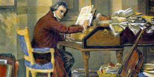 Музыка Бетховена бессмертна и до сих пор волнует людей