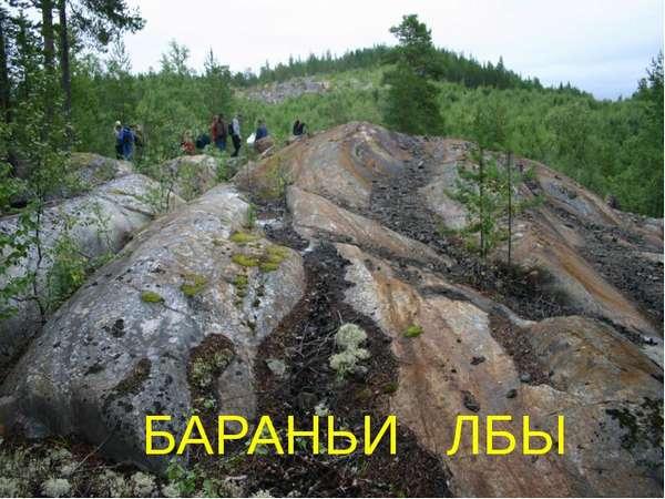 рельеф восточно-европейской равнины (главный ключ)