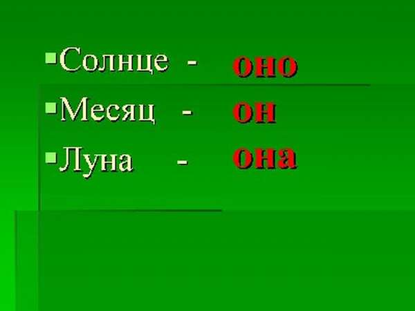 Повышаем уровень грамотности: таблица местоимений в русском языке