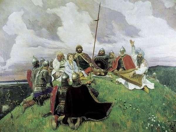 Где жили восточнославянские племена и их соседи