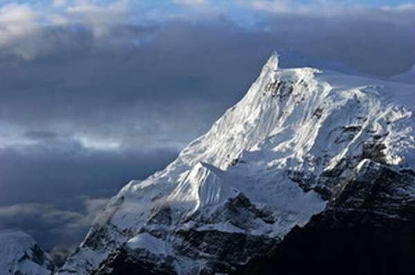 Высота горы Аннапурна