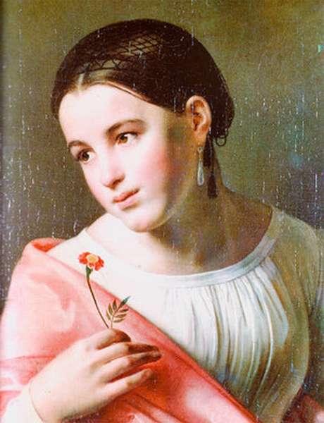 Портрет Лизы