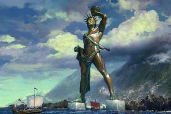 чудо света в греции