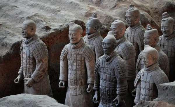 каменные воины