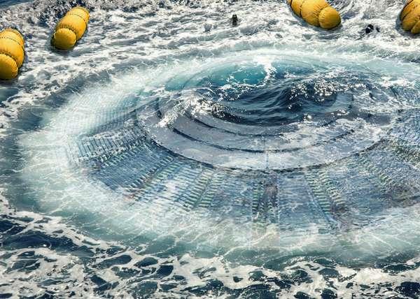 Неопознанные подводные объекты и базы пришельцев