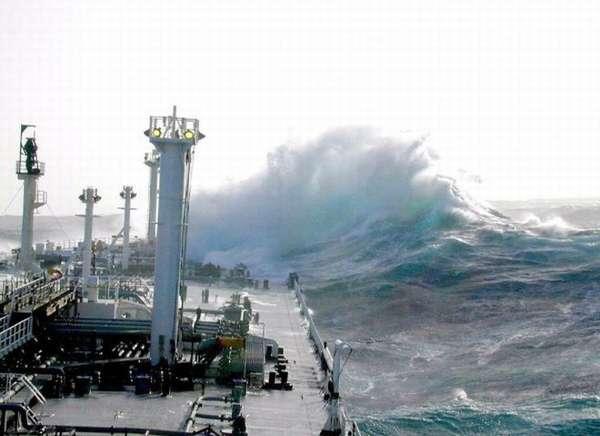 Волны-убийцы: ученые подтвердили легенды моряков (фото, видео ...